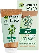 Garnier Bio Hemp Multi-Repair Gel-Cream - крем