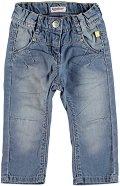 Бебешки дънки - 100% памук -