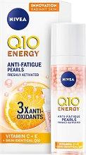 Nivea Q10 Energy Anti-Fatigue Pearls - сапун
