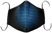 Универсална трислойна маска за многократна употреба - Точки - Комплект с филтър
