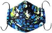 Универсална трислойна маска за многократна употреба - Абстракт