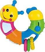 Гъсеница - Бебешка активна играчка -