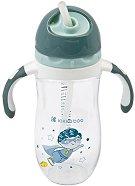 Неразливаша се чаша със сламка - 300 ml - За бебета над 12 месеца -