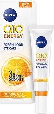 Nivea Q10 Energy Fresh Look Eye Care -