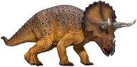 "Динозавър - Трицератопс - Фигурка от серията ""Prehistoric and Extinct"" - продукт"