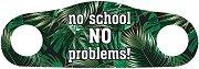 Предпазна маска за многократна употреба - No School