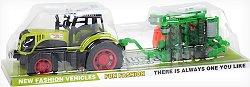 Трактор с ремарке - Детски комплект за игра -