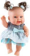 """Кукла бебе - Берта - От серията """"Paola Reina: Los Peques"""" -"""
