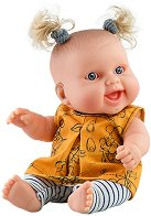"""Кукла бебе - Лусия - От серията """"Paola Reina: Los Peques"""" -"""