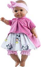 """Кукла бебе - Алберта - От серията """"Paola Reina: Los Manus"""" -"""