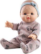 """Кукла бебе - Алисия - От серията """"Paola Reina: Los Gordis"""" -"""
