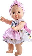 "Кукла бебе - Елви - От серията ""Paola Reina: Los Gordis"" -"