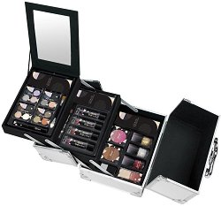 Markwins International Color Play Travel Makeup Case -