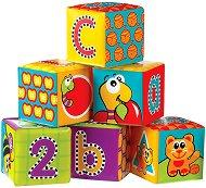 Меки кубчета - 123 - фигура