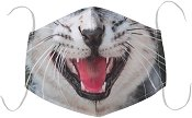 Универсална трислойна маска за многократна употреба - Котка