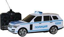 Полицейски джип -