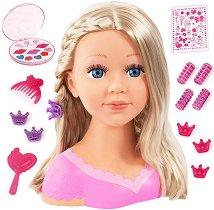 Направи прическа и грим - Charlene - Детска играчка с аксесоари -