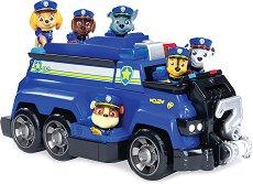 """Спасителният отряд на Чейс - Детски комплект за игра от серията """"Пес патрул"""" - фигура"""