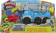 """Камион за цимент - Творчески комплект с моделин от серията """"Play-Doh:Wheels"""" -"""