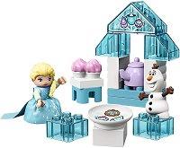 LEGO: Замръзналото кралство - Чаеното парти на Елза и Олаф - играчка