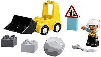 LEGO: Duplo - Булдозер - играчка