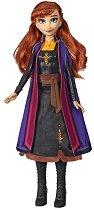 """Анна със светеща рокля - Кукла със светлинни ефекти : от серията """"Замръзналото кралство 2"""" -"""