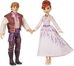 Анна и Кристоф - играчка