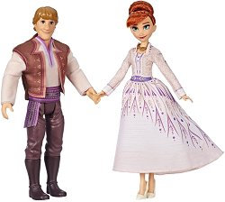Анна и Кристоф - кукла
