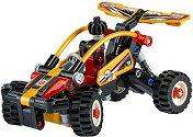 """Бъги - 2 в 1 - Детски конструктор от серията """"LEGO Technic"""" -"""