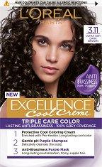 L'Oreal Excellence Cool Creme Triple Care Color -