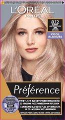 L'Oreal Preference Cool Blondes - олио
