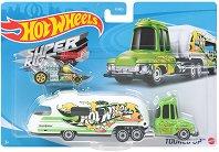 Super Rigs - Tooned Up - играчка