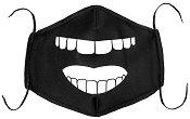 Универсална трислойна маска за многократна употреба - Усмивка