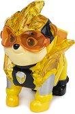 """Ръбъл в суперкостюм - Детска играчка със светлинни ефекти от серията """"Пес патрул"""" - продукт"""