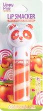 Lip Smacker Lippy Pals Gloss - Panda - Гланц за устни с аромат на праскова -
