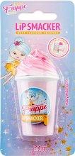 Lip Smacker Frappe Fairy Pixie Dust - Балсам за устни с аромат на бонбони - серум