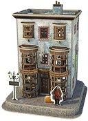 """Магазинът на Оливандър - 3D пъзел от серията """"Хари Потър"""" -"""
