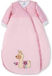 Детско спално чувалче - Ламата Lotte - С дължина 90 и 110 cm - продукт