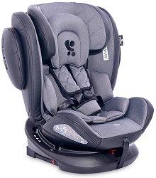 """Детско столче за кола - Aviator 2021 - За """"Isofix"""" система и деца от 0 месеца до 36 kg -"""