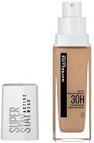 Maybelline SuperStay Active Wear Foundation - Дълготраен фон дьо тен с високо покритие - гланц