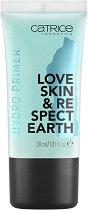 Catrice Love Skin & Respect Earth Hydro Primer - Хидратираща база за грим - продукт