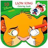 Маски за оцветяване - Цар Лъв -