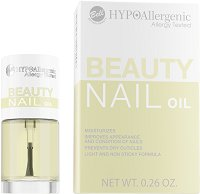 Bell HypoAllergenic Beauty Nail Oil - Подхранващо масло за кожички и нотки - червило