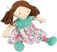 """Кати - Парцалена кукла с височина 26 cm от серията """"Bonikka"""" - играчка"""