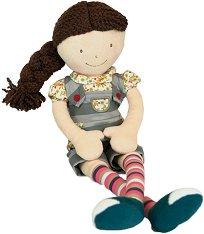 """Джули - Парцалена кукла с височина 42 cm от серията """"Bonikka"""" -"""