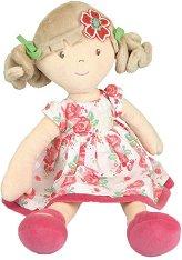 """Скарлет - Парцалена кукла с височина 37 cm от серията """"Bonikka"""" - играчка"""