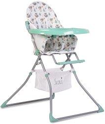 Детско столче за хранене - Scaut -