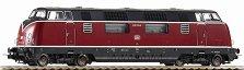 Дизелов локомотив - BR 220 - ЖП модел -