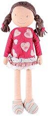 """Емили Роуз - Парцалена кукла с височина 42 cm от серията """"Bonikka"""" - играчка"""