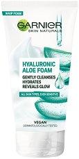 Garnier Hyaluronic Aloe Foam - продукт